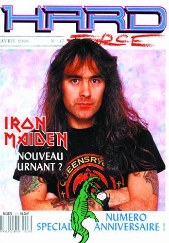 Hard Force N°17 - Avr 1988