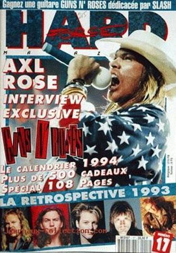 Hard Force N°17 S2 - Décembre 1993
