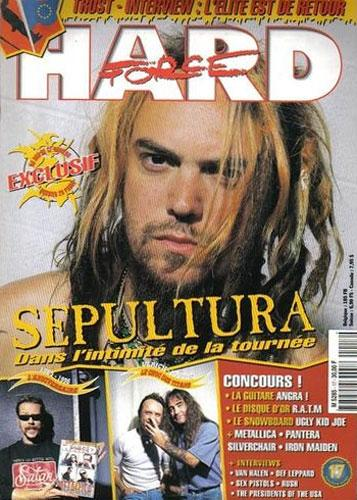 Hard Force N°17 S3 - Octobre 1996