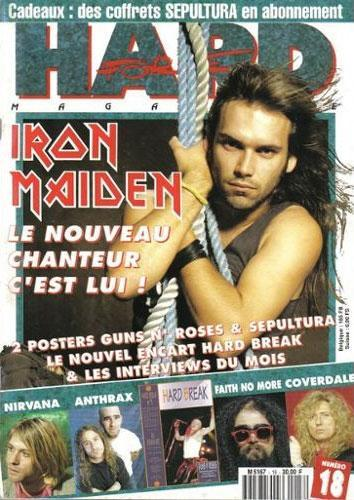 Hard Force N°18 S2 - Janvier 1994