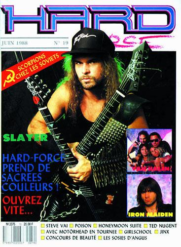Hard Force N°19 - Juin 1988