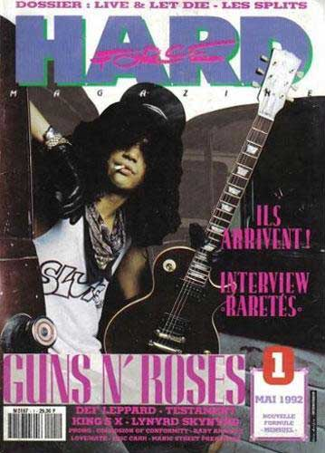 Hard Force N°1 S2 - Mai 1992