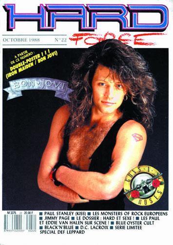 Hard Force N°22 – Octobre 1988