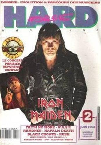 Hard Force N°2 S2 - Juin 1992