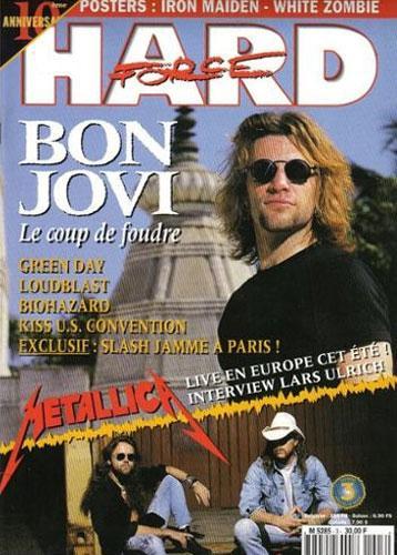 Hard Force N°3 S3 - Juillet 1995
