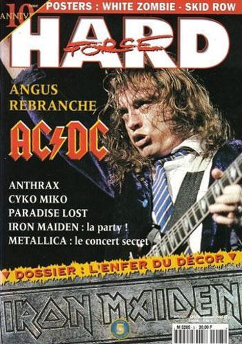 Hard Force N°5 S3 - Septembre 1995