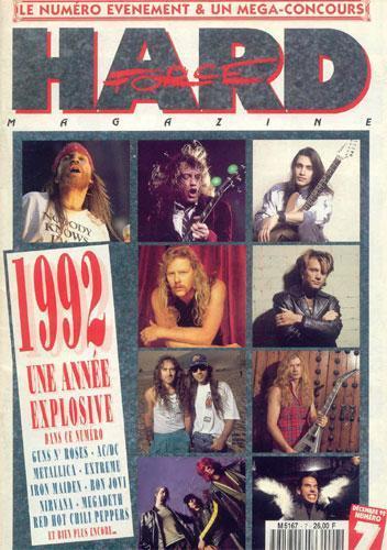 Hard Force N°7 S2 - Décembre 1992