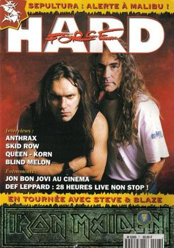 Hard Force N°7 S3 - Novembre 1995