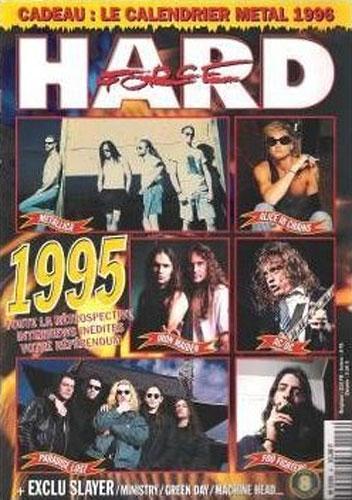 Hard Force N°8 S3 - Décembre 1995