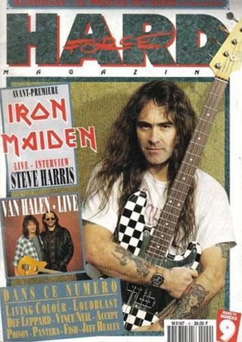 Hard Force N°9 S2 - Mars 1993