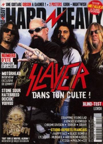 Hard N' Heavy N°125 - Août / Septembre 2006