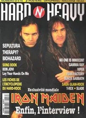 Hard N' Heavy N°16 - Juillet 1995