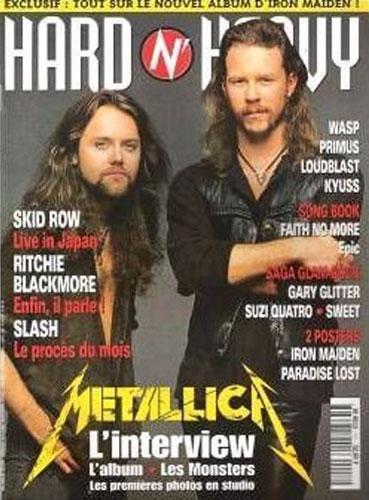 Hard N' Heavy N°17 - Septembre 1995