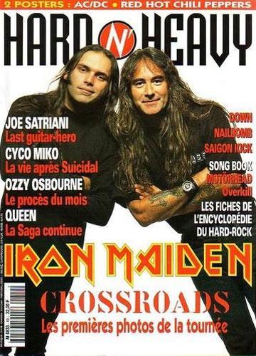 Hard N' Heavy N°19 - Novembre 1995