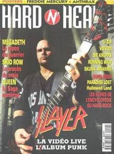 Hard N' Heavy N°20 - Décembre 1995