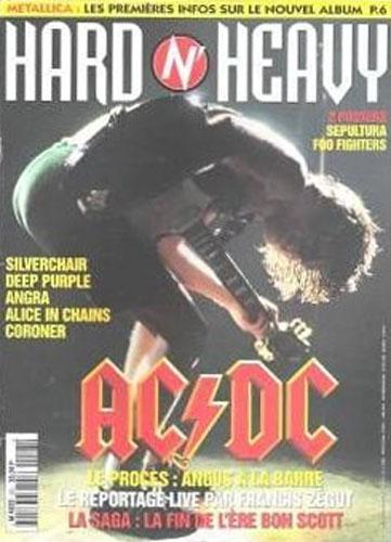 Hard N' Heavy N°23 - Avril 1996