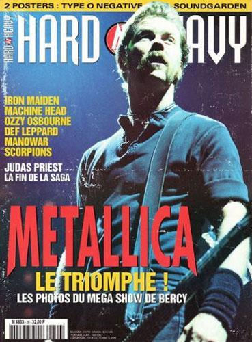 Hard N' Heavy N°28 - Octobre 1996