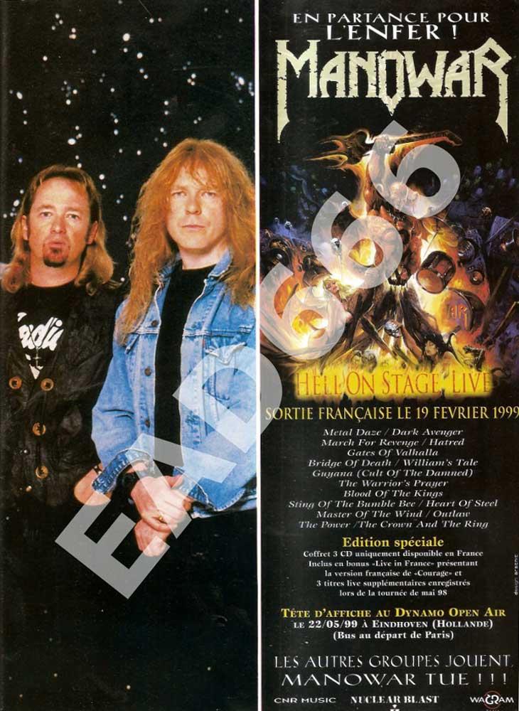 Hard N Heavy N°47 - Mars 1999