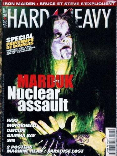 Hard N Heavy N°48 - Avril 1999