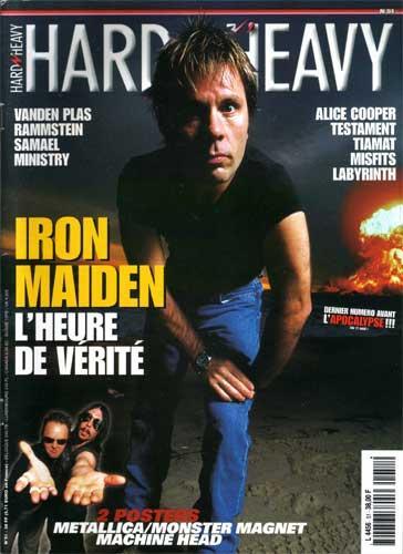 Hard N' Heavy N°51 - Juillet 1999