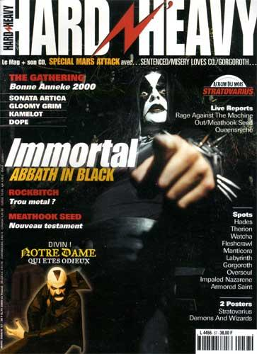 Hard N Heavy N°57 - Mars 2000
