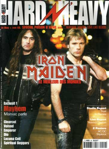 Hard N Heavy N°59 - Mai 2000