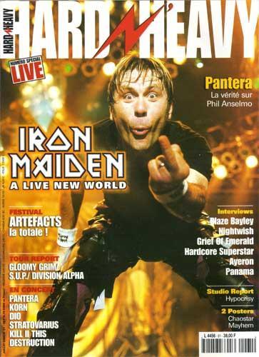 Hard N Heavy N°61 - Juillet 2000