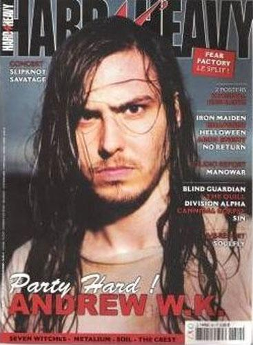 Hard N Heavy N°80 - Avril 2002