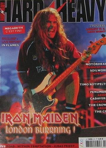 Hard N Heavy N°81 - Mai 2002