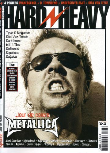 Hard N Heavy N°93 - Juin 2003
