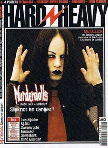 Hard N Heavy N°94 - Juillet / Août 2003