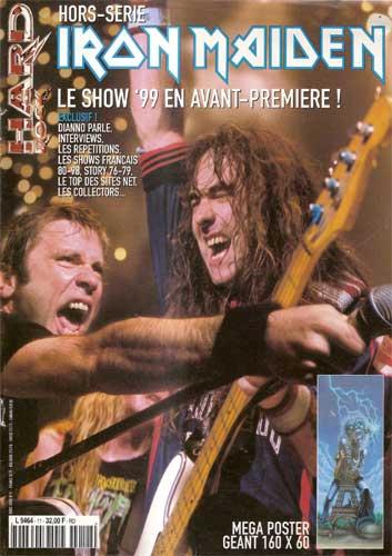 Hard Rock Magazine NS Hors-série N°11 - 1999