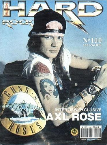 Hard Rock Magazine N°100 - Mars 1993
