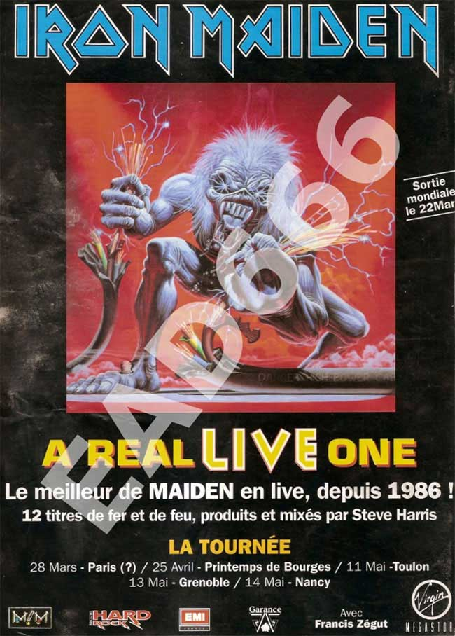 Hard Rock Magazine N°100 - Mars 1993