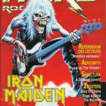 Hard Rock Magazine N°101 - Avril 1993