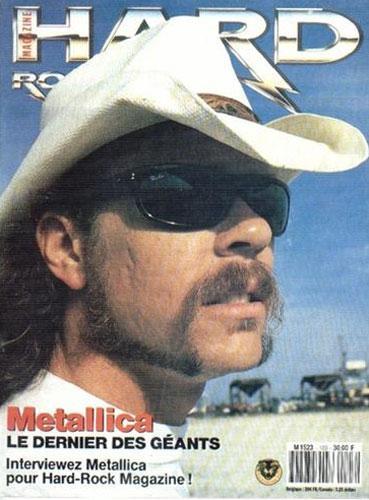 Hard Rock Magazine N°103 - Juin 1993
