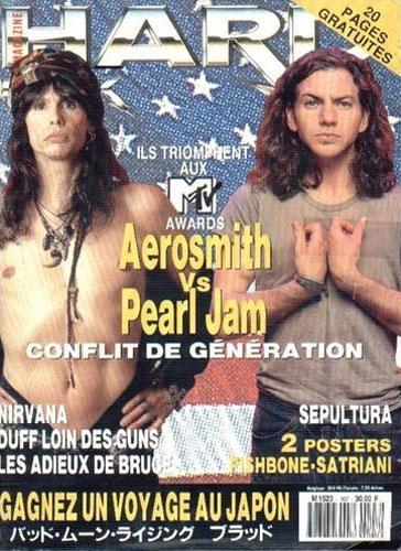 Hard Rock Magazine N°107 - Octobre 1993