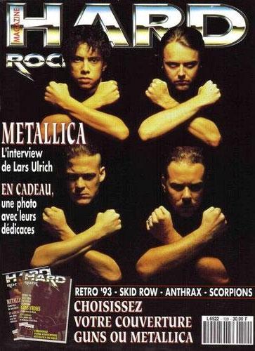 Hard Rock Magazine N°109 - Décembre 1993