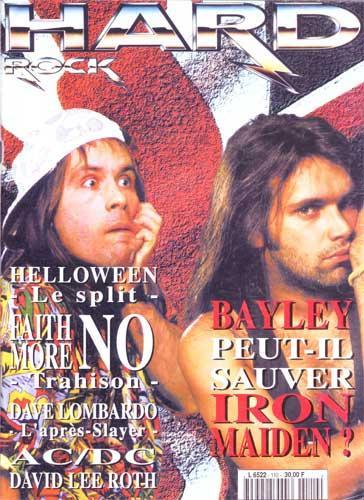 Hard Rock Magazine N°110 - Février 1994