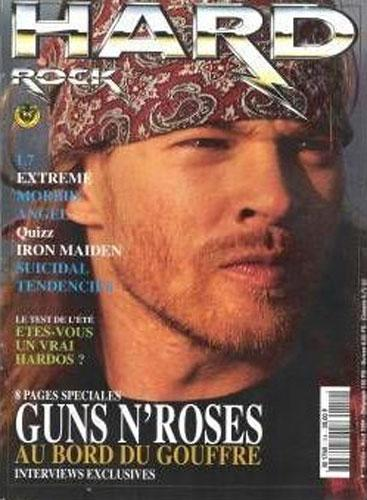 Hard Rock Magazine N°114 - Août 1994