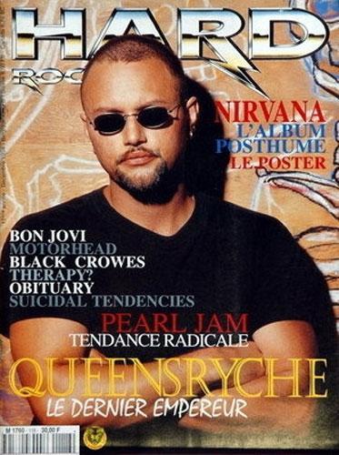 Hard Rock Magazine N°118 - Décembre 1994