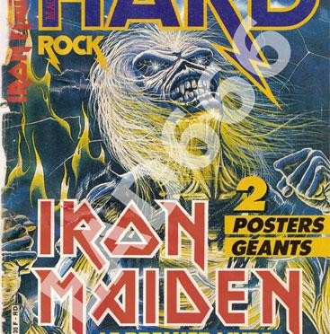 Hard Rock Magazine N°16HS 1985
