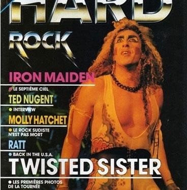 Hard Rock Magazine N°21 - Mai 1986