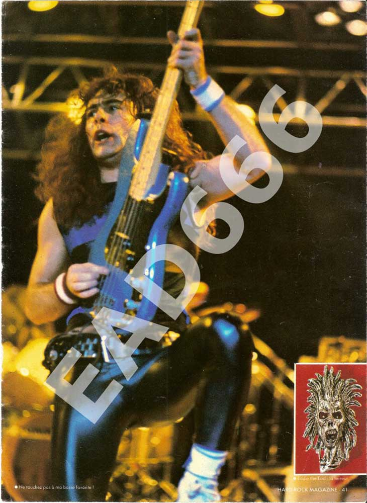 Hard Rock Magazine N°26 - Oct 1986