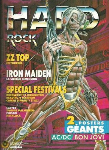 Hard Rock Magazine N°26 - Oct 1986