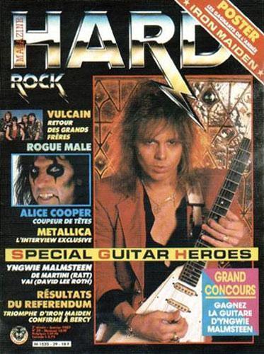 Hard Rock Magazine N°29 - Janvier 1987