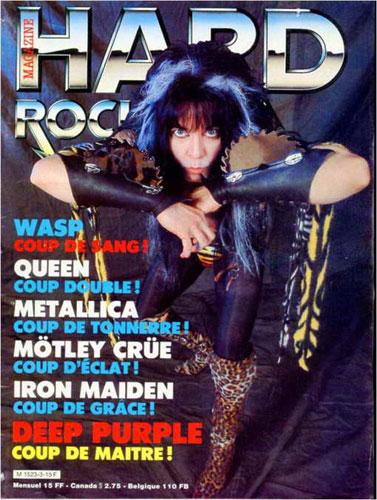 Hard Rock Magazine N°3 - Nov 1984