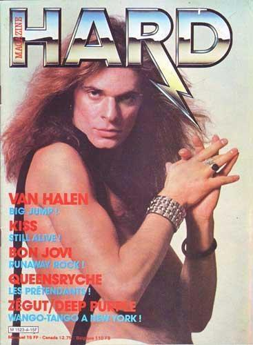 Hard Rock Magazine N°4 - Dec 1984