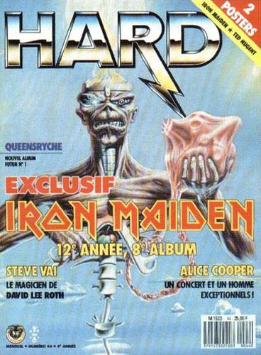 Hard Rock Magazine N°44 – Avril 1988
