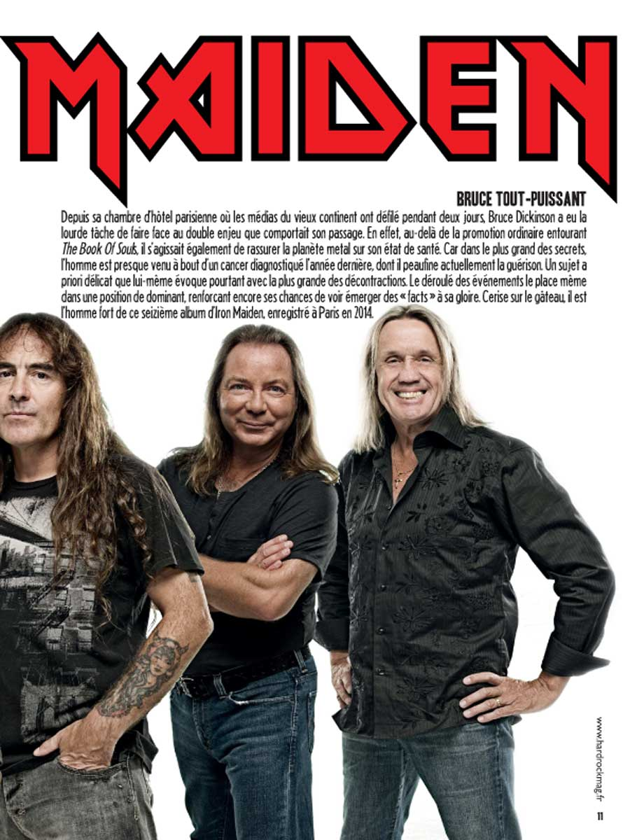 Hard Rock Magazine N°54 - Octobre 2015